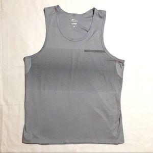 Nike Dri-Fit Light Grey Tank Top Size M